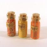 Deja Views - C-Thru - Art-C Collection - Glitter Mix Set - Orange
