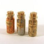Deja Views - C-Thru - Art-C Collection - Glitter Mix Set - Gold