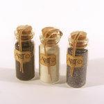Deja Views - C-Thru - Art-C Collection - Glitter Mix Set - Black