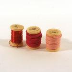 Deja Views - C-Thru - Art-C Collection - Twist and Tie Set - Red