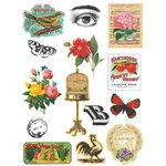Deja Views - C-Thru - Art-C Collection - Collage Elements - Botanicals