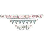 Deja Views - C-Thru - Little Yellow Bicycle - Christmas Delight Collection - Mini Banners