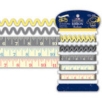 Deja Views - C-Thru - Little Yellow Bicycle - Clothesline Collection - Ribbon, CLEARANCE