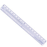 Deja Views - Zero Centering Ruler - 18 inch