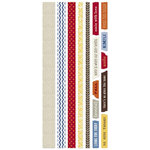 Little Yellow Bicycle - Feels Like Home Collection - Vellum Tape Strips