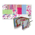 Deja Views - 12x24 Project Sheet - Gatefold Album Kit - Fresh Print - Cherry
