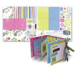 Deja Views - 12x24 Project Sheet - Gatefold Album Kit - Fresh Print - Pear, CLEARANCE