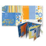 Deja Views - 12x24 Project Sheet - Gatefold Album Kit - Fresh Print - Mango, CLEARANCE