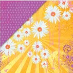Deja Views - C-Thru - Little Yellow Bicycle - Free Spirit Collection - 12 x 12 Double Sided Paper - Sunshine, CLEARANCE