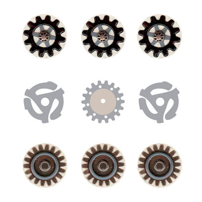 Deja Views - C-Thru - Little Yellow Bicycle - Generation Z Collection - Metal Gears