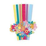 Deja Views - C-Thru - Little Yellow Bicycle - Hello Spring Collection - Paper Flower Kit