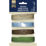 Little Yellow Bicycle - Naturals Collection - Jute Pack - Light