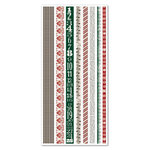 Little Yellow Bicycle - Once Upon a Christmas Collection - Vellum Tape Strips