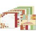 Little Yellow Bicycle - Poppy Collection - 6 x 6 Paper Pack