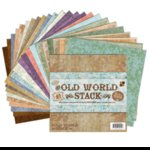 Die Cuts with a View - Old World - Prints Value Stack