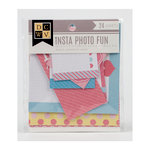 Die Cuts with a View - Insta Photo Fun Collection - Cards - Pastel