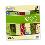 Die Cuts with a View - The Eco Collection - Textured Paper Stack - 12 x 12