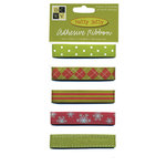 Die Cuts with a View - Adhesive Ribbon - Holly Jolly - Christmas