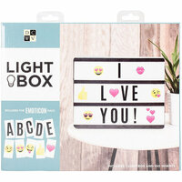 Die Cuts with a View - Light Box - 3 Rows - Black
