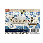 Die Cuts with a View - The Tradewinds Collection - 4.5 x 6.5 Foil Cardstock Matstack