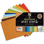 Die Cuts with a View - 4.5 x 6.5 Adhesive Matstack - Neutrals
