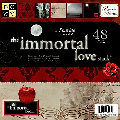 The Immortal Love Scrapbook Collection