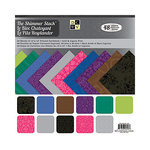 Die Cuts with a View - Shimmer Collection - Shimmer Paper Stack - 12 x 12