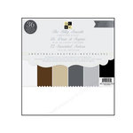 Die Cuts with a View - Silky Smooth Cardstock Stack - 12 x 12 - Neutrals