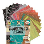 Die Cuts with a View - Rock Star Collection - 8X8 Paper Stack
