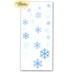 Die Cuts with a View - Christmas Collection - Glitter Stickers - Snowflakes