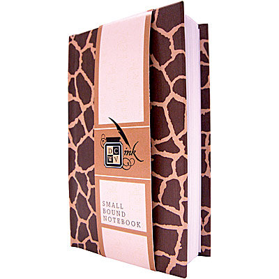 Die Cuts with a View - Safari Collection - Bound Notebook - Small, CLEARANCE