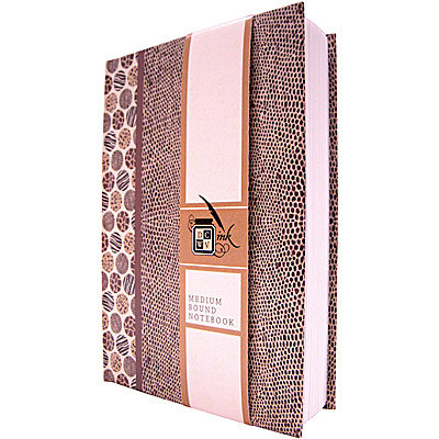 Die Cuts with a View - Safari Collection - Bound Notebook - Medium