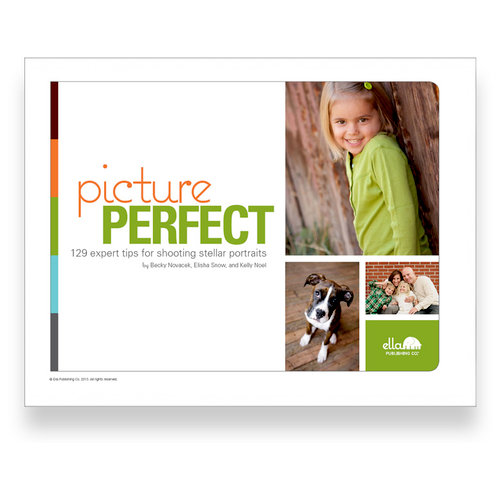Ella Publishing - Picture Perfect by Becky Novaceck Elisha Snow and Kelly Noel (E-book)
