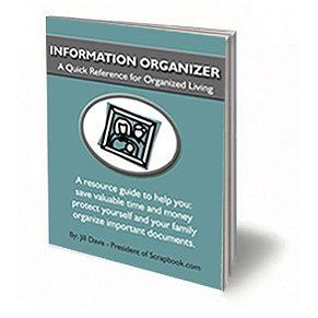 Information Organizer - (E-Book)