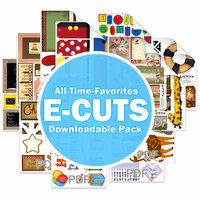 Scrapbook.com - All-Time Favorite E-Cuts Downloadable Pack