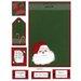 E-Cuts Cards (Download and Print) Santa Claus