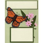 E-Cut Completes (Download and Print) Butterfly Summer I