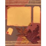 E-Cut Completes (Download and Print) Fall Leaves I