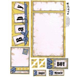 E-Cuts (Download and Print) It's A Boy 1