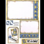 E-Cuts (Download and Print) It's A Boy 2