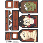 E-Cuts (Download and Print) A Haunted Halloween
