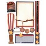 E-Cuts (Download and Print) All American Baseball