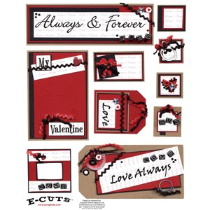 E-Cuts (Download and Print) Love Always and Forever I