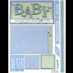 E-Cuts (Download and Print) Bebe Boy 1