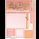 E-Cuts (Download and Print) Bebe Girl 1