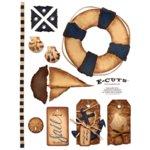 E-Cuts (Download and Print) Cruise the High Seas II