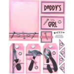E-Cuts (Download and Print) Daddy's Little Girl