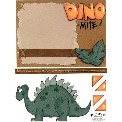 E-Cuts (Download and Print)  Dinomite 1