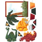 E-Cuts (Download and Print)  Dinosaurs