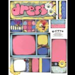 E-Cuts (Download and Print) Dress Up 1